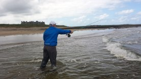 Bass angling - Doonbeg, Co Clare